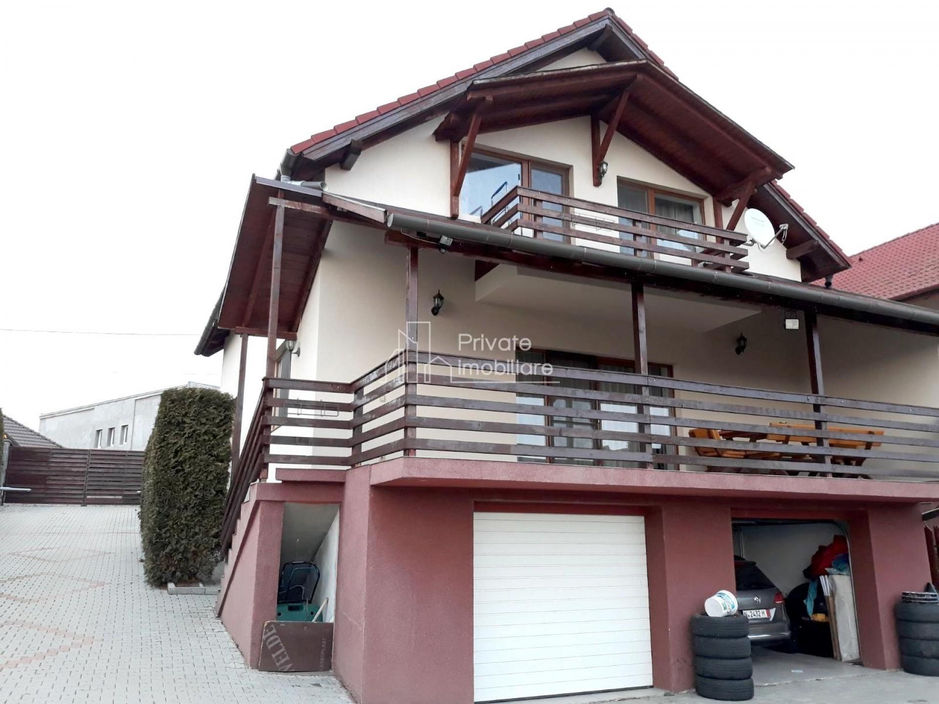 Casa moderna de vanzare in nazna mures for Casa moderna romania